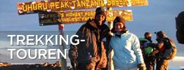 Trekking Tansania und Kenia